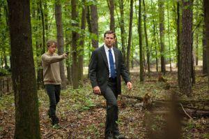 Robin (Ben Mendelsohn) and Avery (Bradley Cooper)