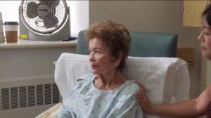 Film still, The Illness and the Odyssey (2013). Dir. Berry Minott