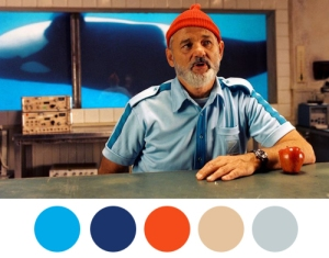 Wes Anderson, The Life Aquatic with Steve Zissou