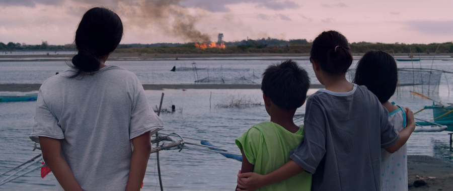 Norte, The End of History, dir. Lav Diaz, image courtesy of SF Film Society.