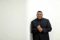 Isaac Julien, image courtesy of Graeme Robertson and the San Francisco Film Society
