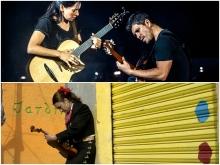 For Those About to Rock, dir. Alejandro Franco, and Que Caramba es La Vida, dir. Doris Dörrie