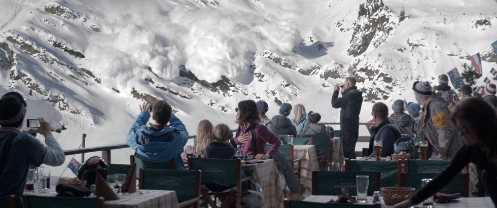 Force Majeure (Turist), dir. Ruben Östlund. Photo courtesy of Magnolia Pictures.