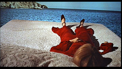 Mia Farrow in Rosemary's Baby, image courtesy of Paramount Pictures