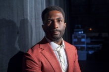 Journalist and New York Times Critic at Large Wesley Morris before delivering the 59th San Francisco International Film Festival State of Cinema address, April 30, 2016.