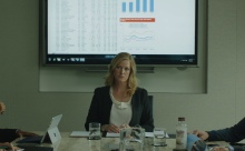 Anna Gunn as Naomi Bishop. Courtesy of Sony Pictures Classics